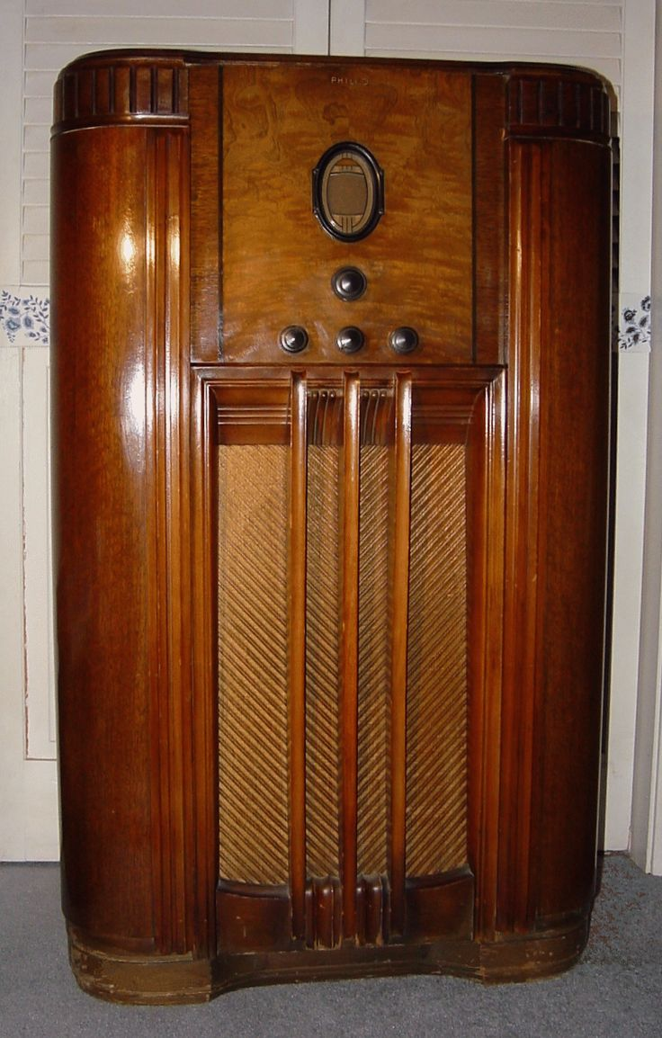 kerby wooden radio instructions