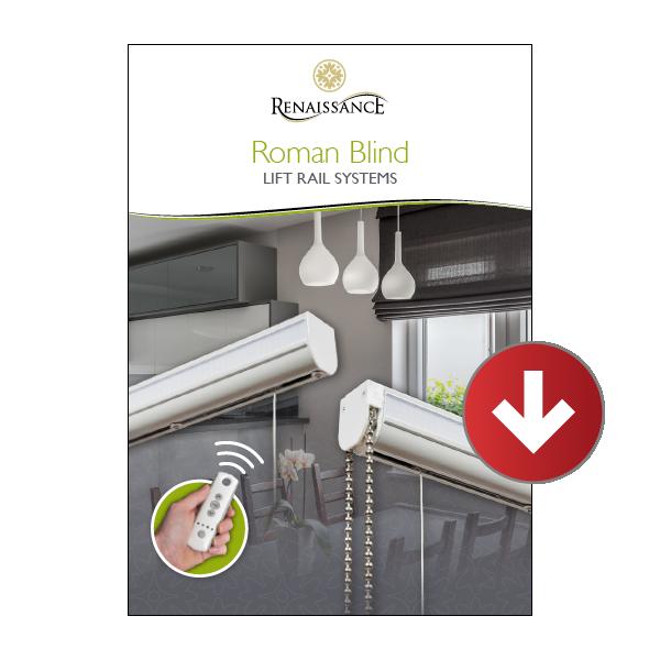 renaissance roman blind kit instructions