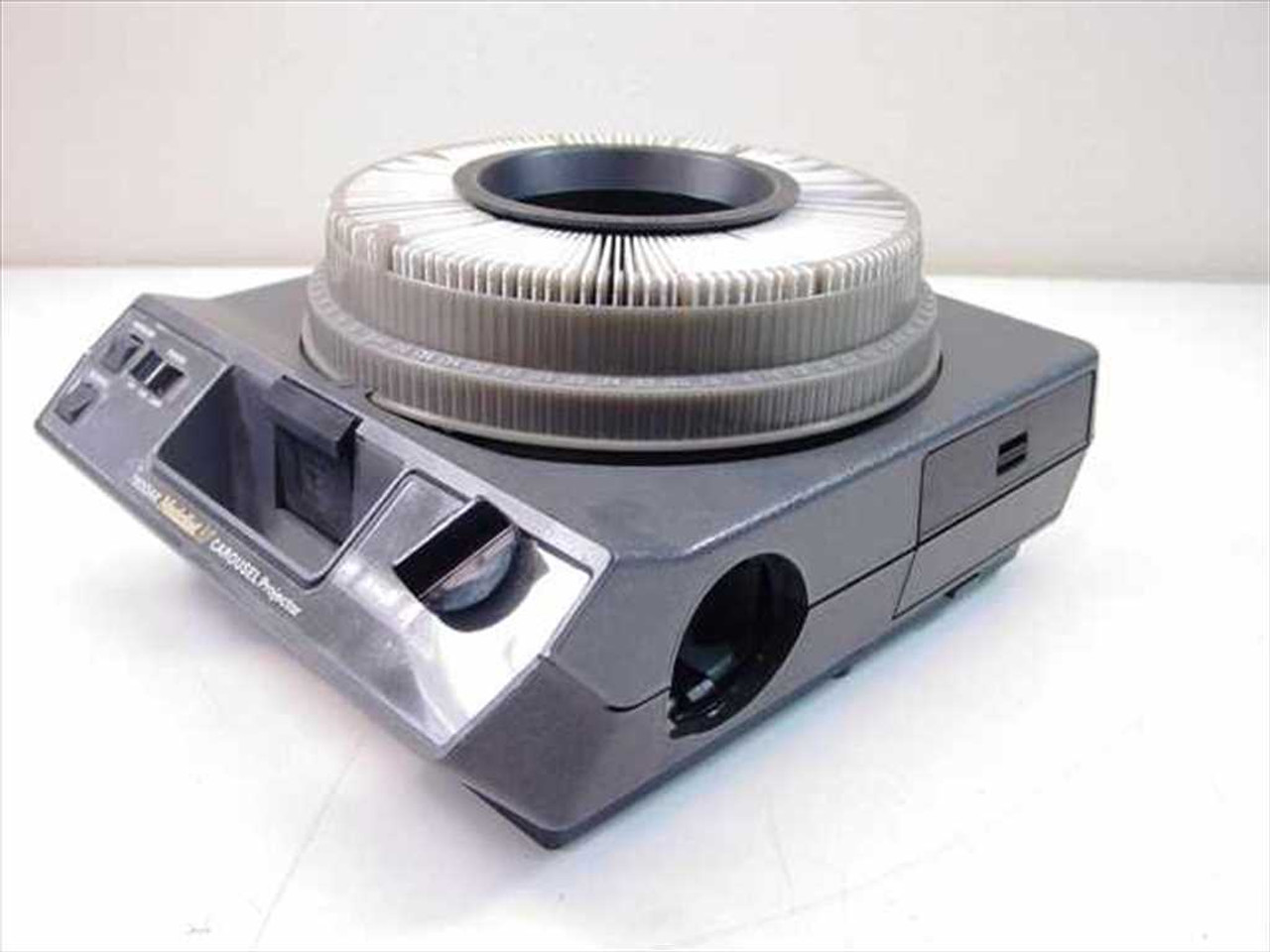 kodak carousel slide projector instructions