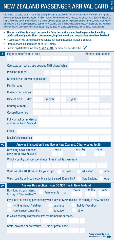 new zealand visitor visa immigration instructions