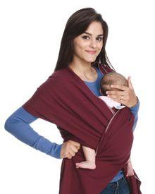 maya wrap instructions video newborn
