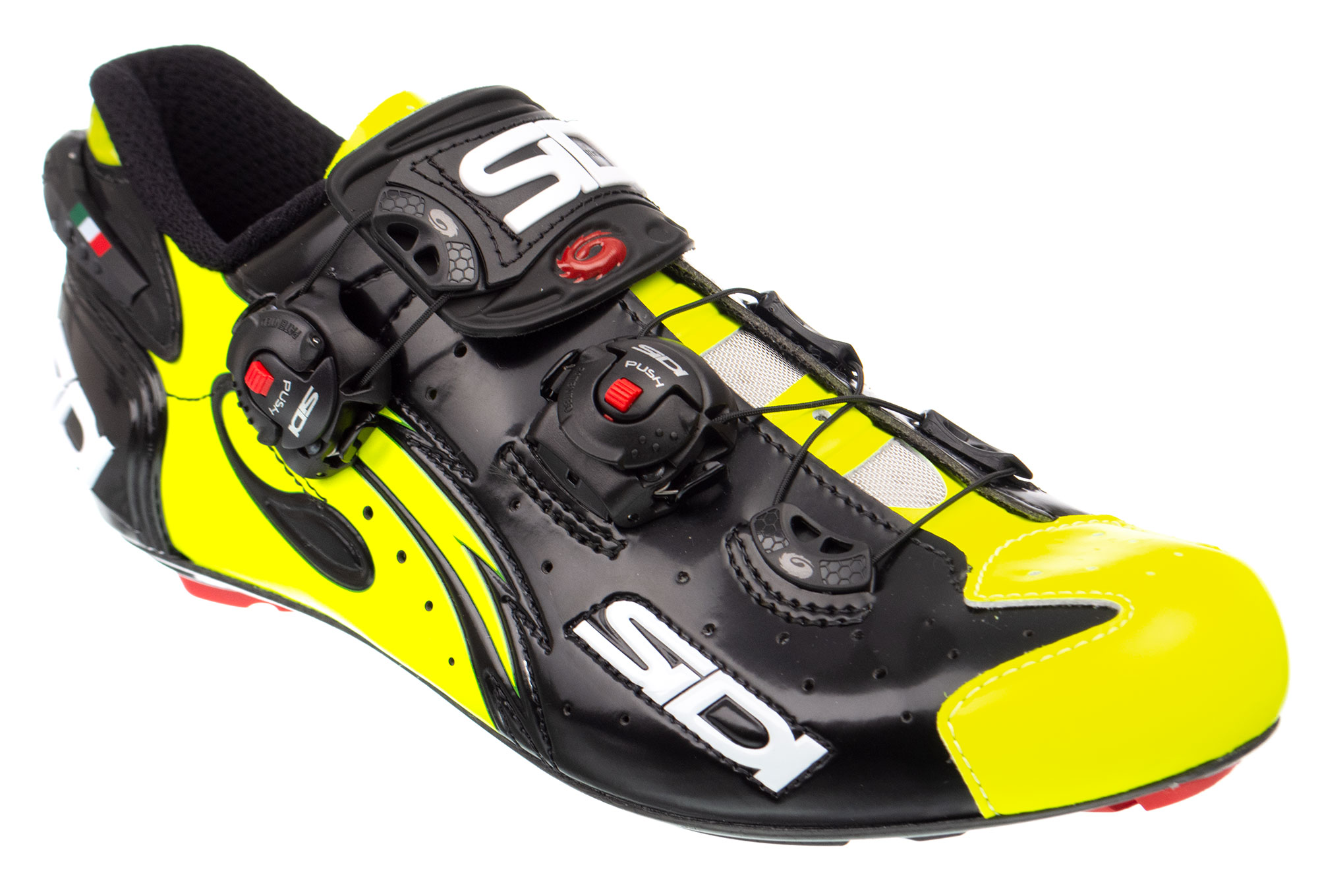 sidi wire carbon vernice instructions