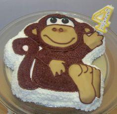 monkey cake pans wilton instructions