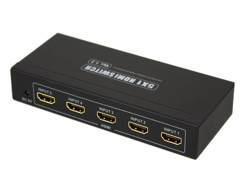 blackweb hdmi 3 to 1 switch instructions