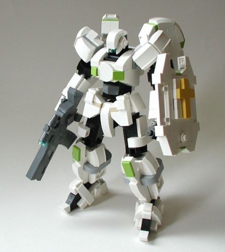 war machine lego instructions