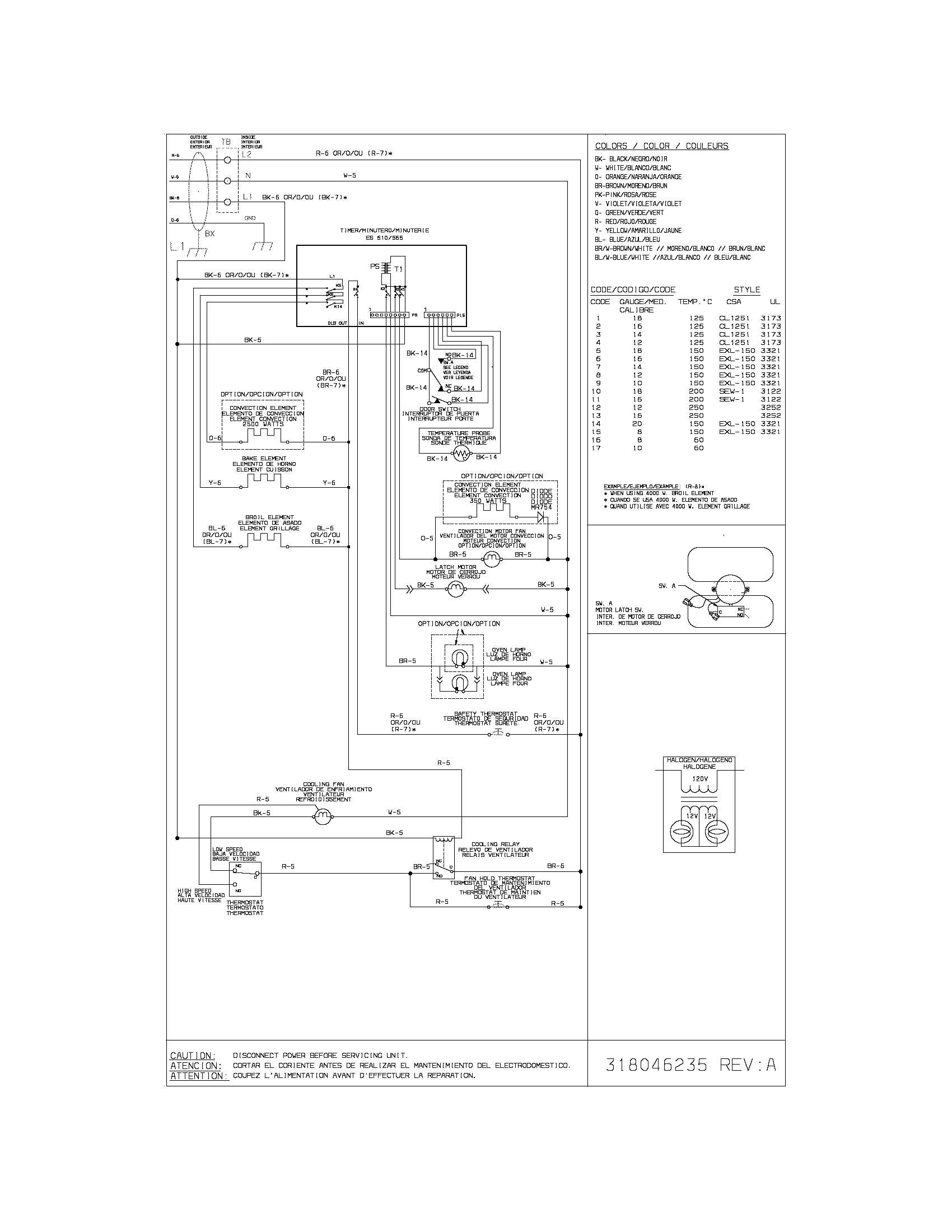 electrolux oven clock instructions