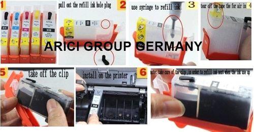 canon ip4200 refill instructions