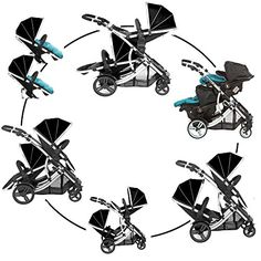 icandy apple pram folding instructions
