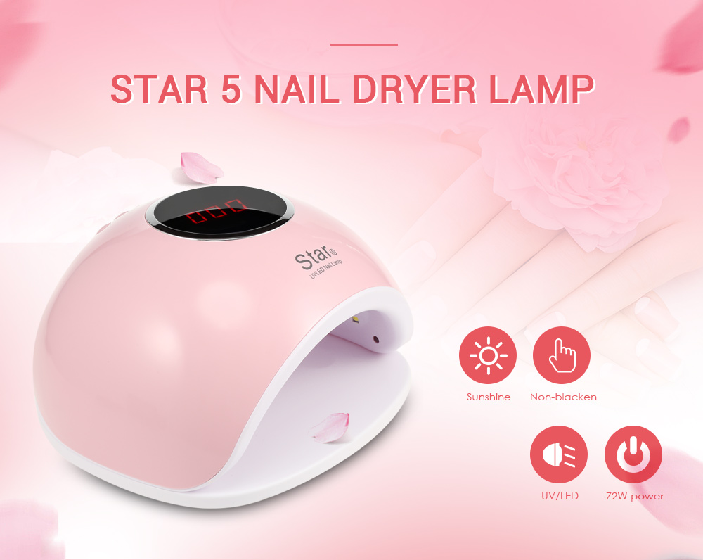 nail star uv lamp instructions