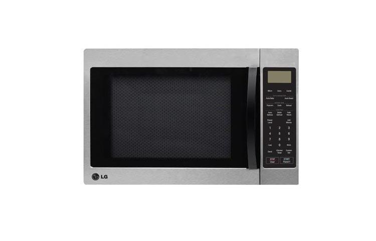 instructions on lg neochef 39l smart inverter convection microwave oven