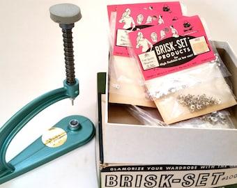 brisk set rhinestone setter instructions