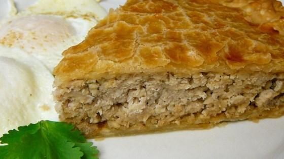 potato pie cooking instructions