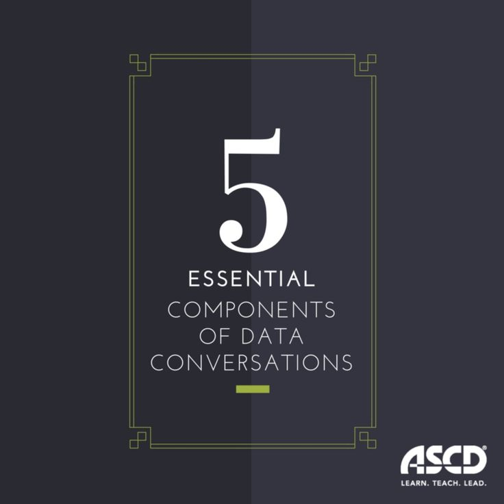 key components of instructional leadership