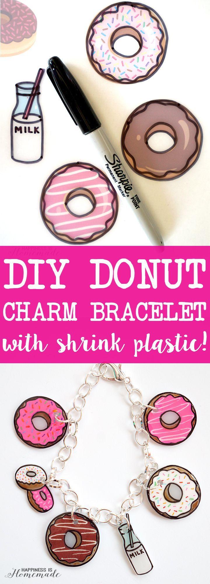 shrinky dink bracelet instructions