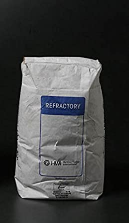 mizzou castable refractory instructions