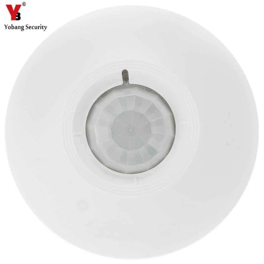 pir ceiling sensor instructions