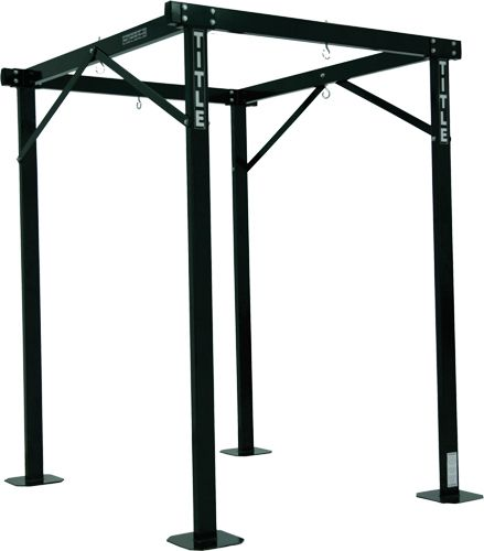 century heavy bag speed bag stand instructions