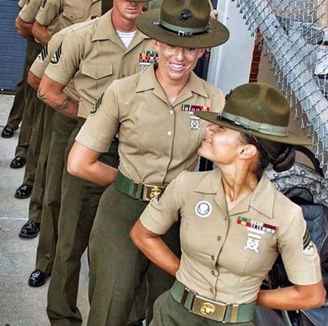 us marines drill instructions