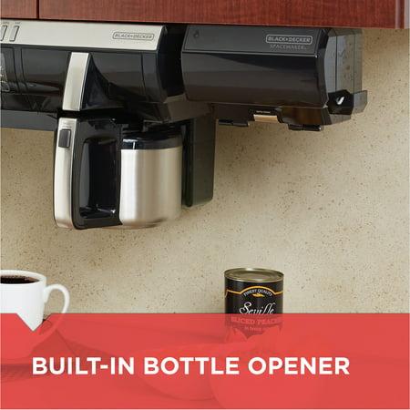 black and decker can opener knife sharpener instructions