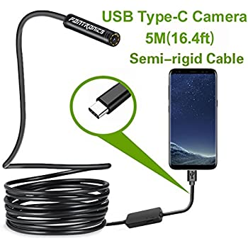 waterproof wifi endoscope borescope snake inspection camera v4r1 instructions