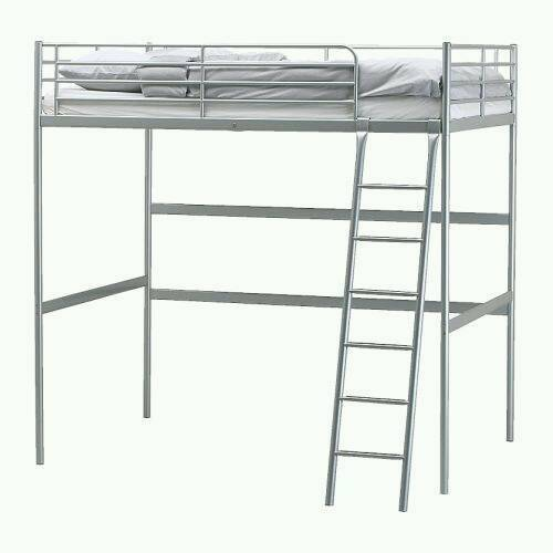 ikea double loft bed assembly instructions