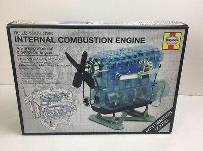haynes v8 model combustion engine instructions