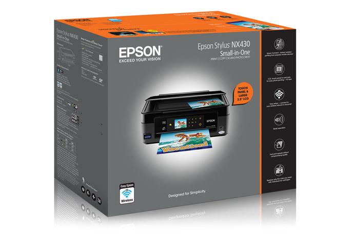 epson nx430 instruction manual