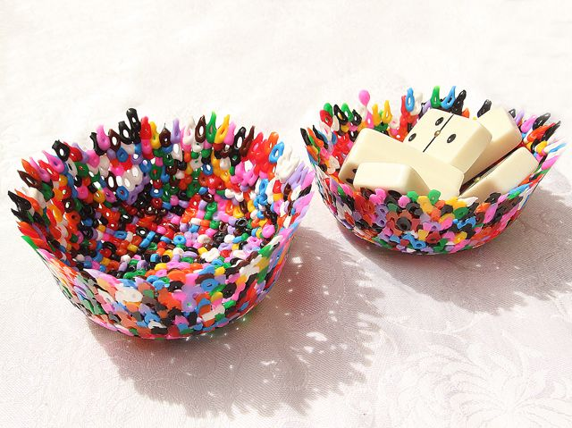 melty bead bowl instructions