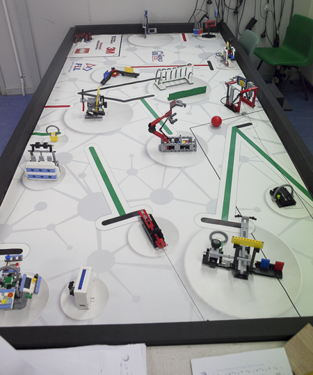 hydrodynamic lego mission 5 instructions for robot