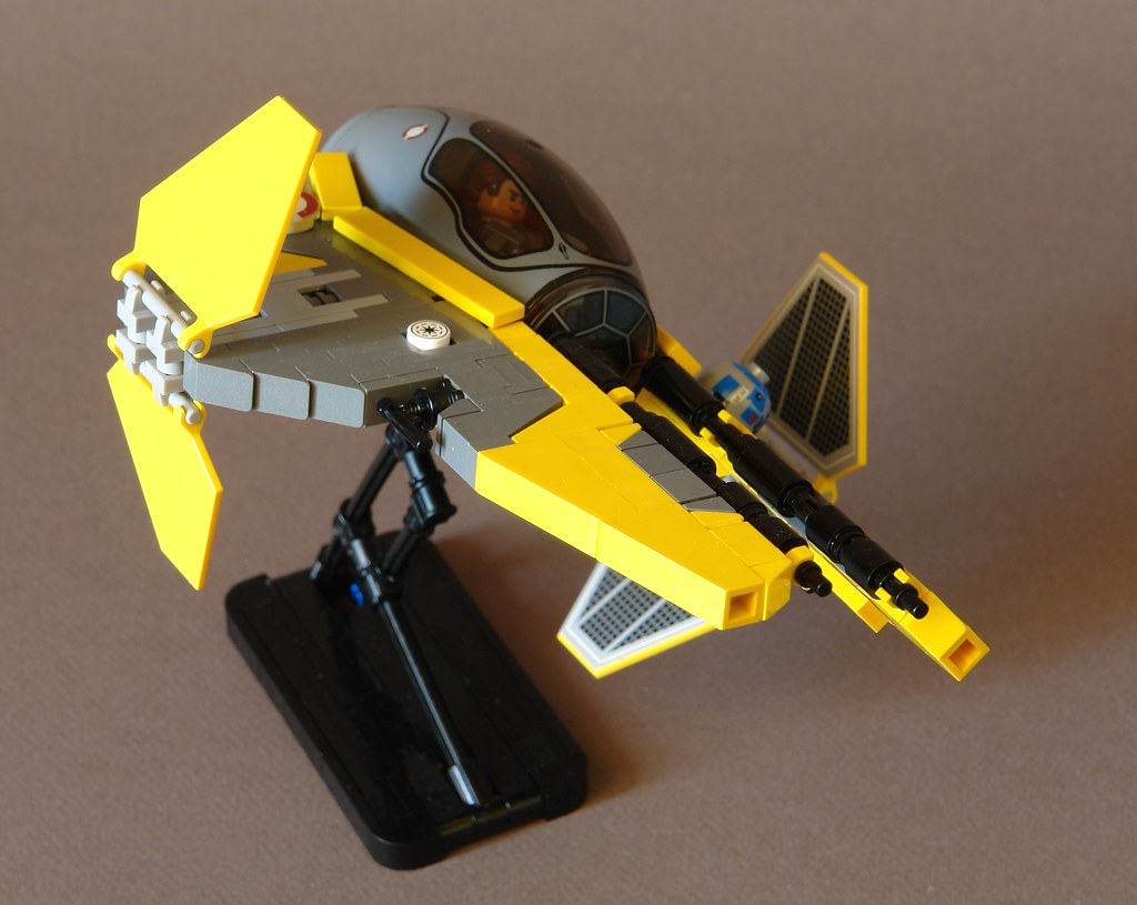 lego anakin jedi interceptor instructions
