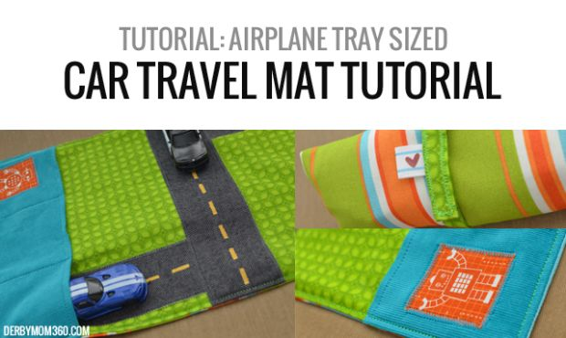 car travel mat instructions