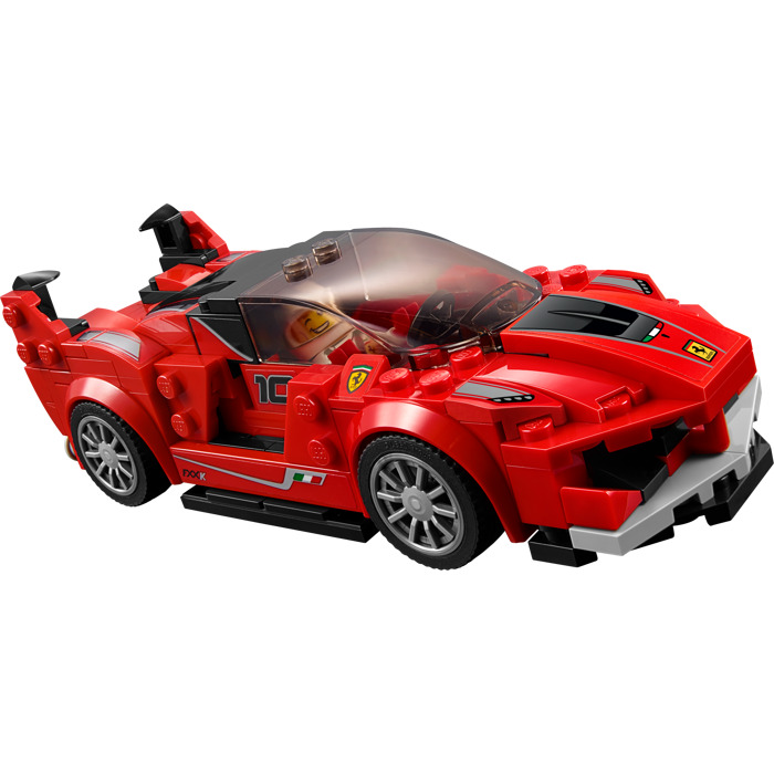lego ferrari fxx k speed champions instructions
