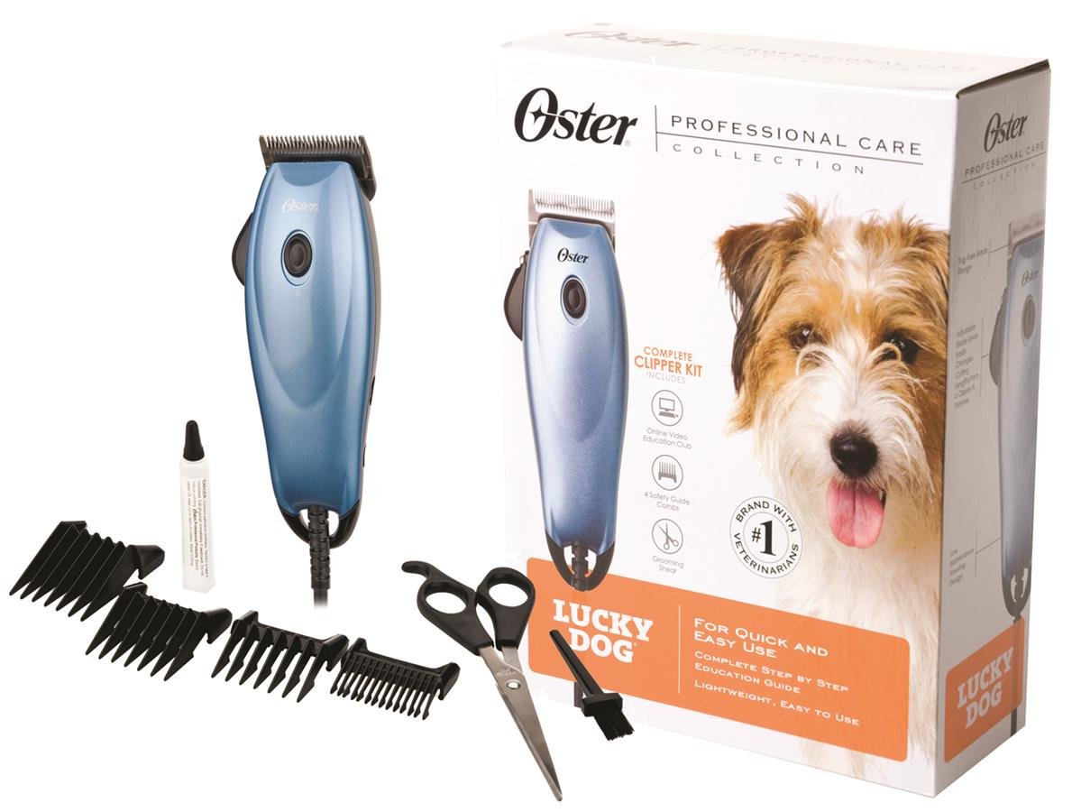 oster dog nail clippers instructions