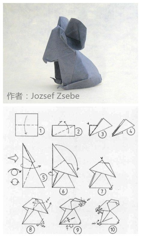 origami australian animals instructions