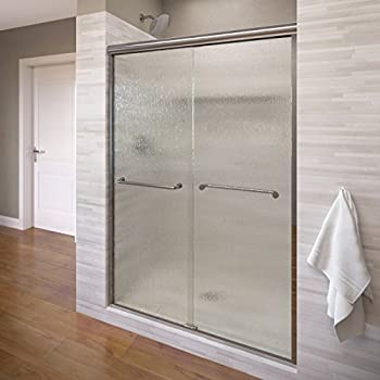 sterling frameless shower door installation instructions