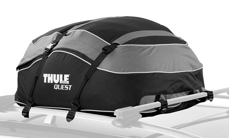 thule car top carrier instructions