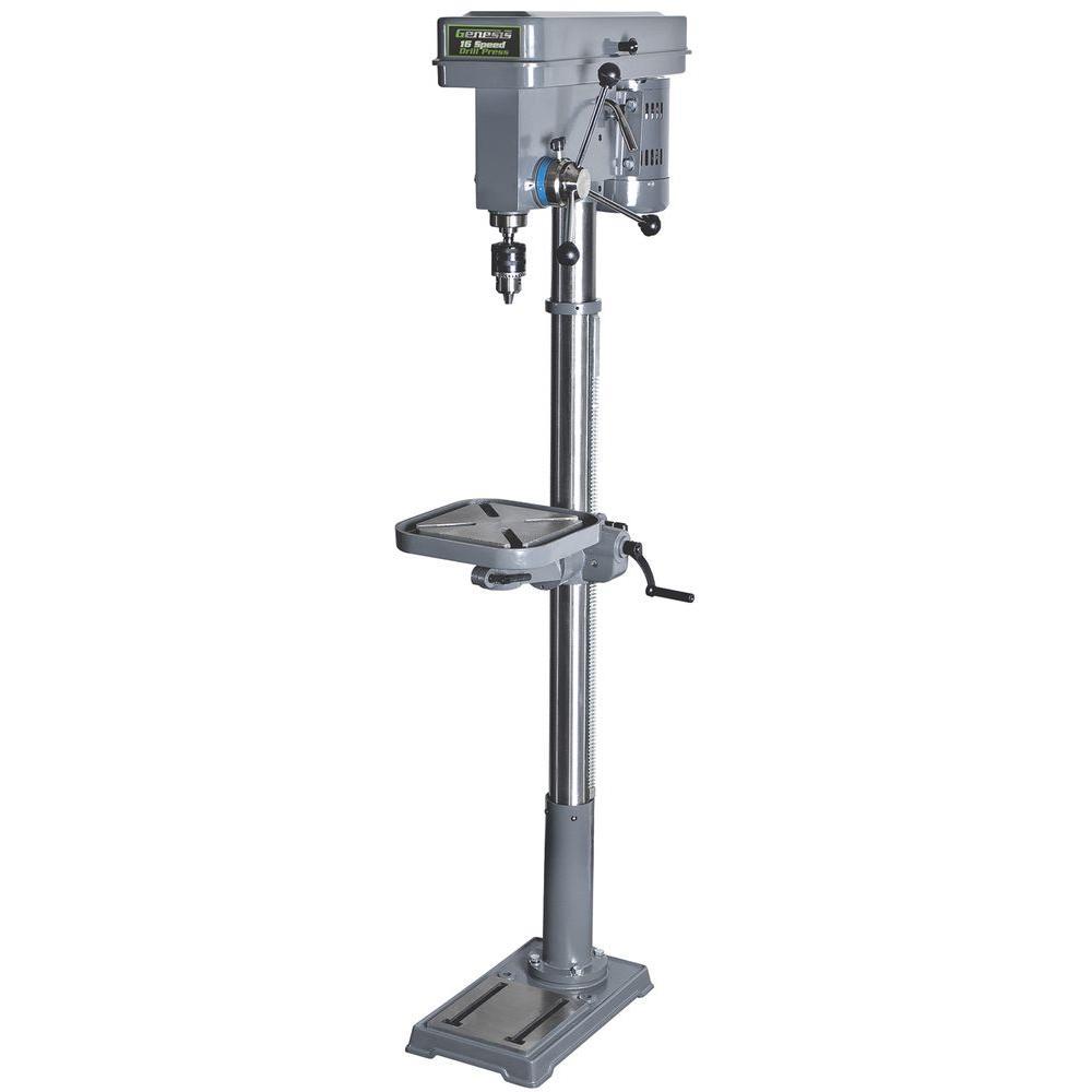 floor drill press instructions
