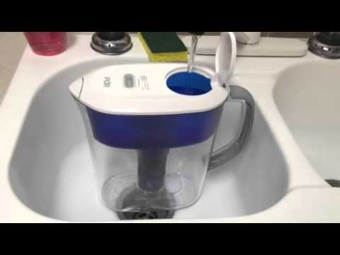pur 18 cup dispenser instructions