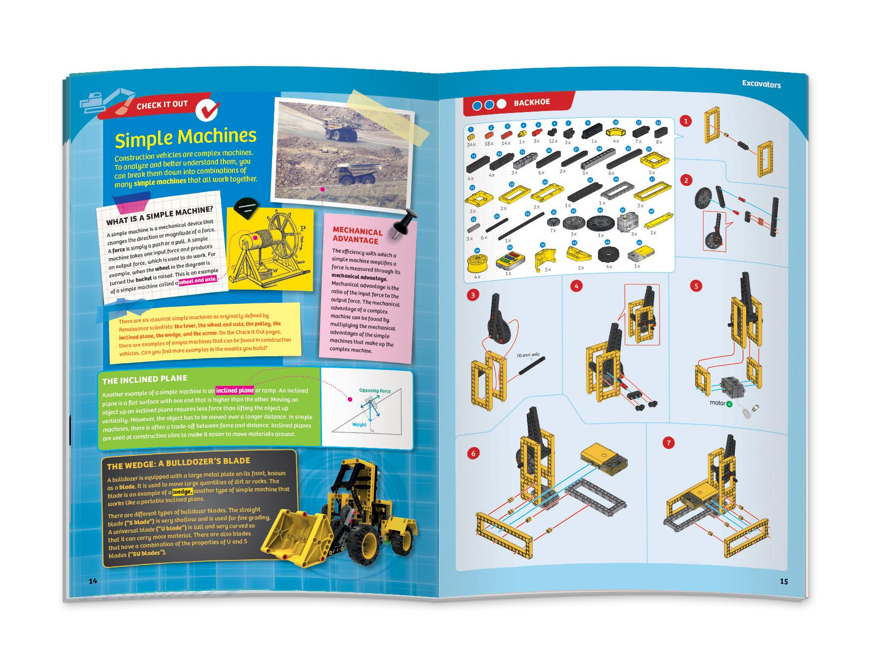 thames & kosmos remote control machines instructions