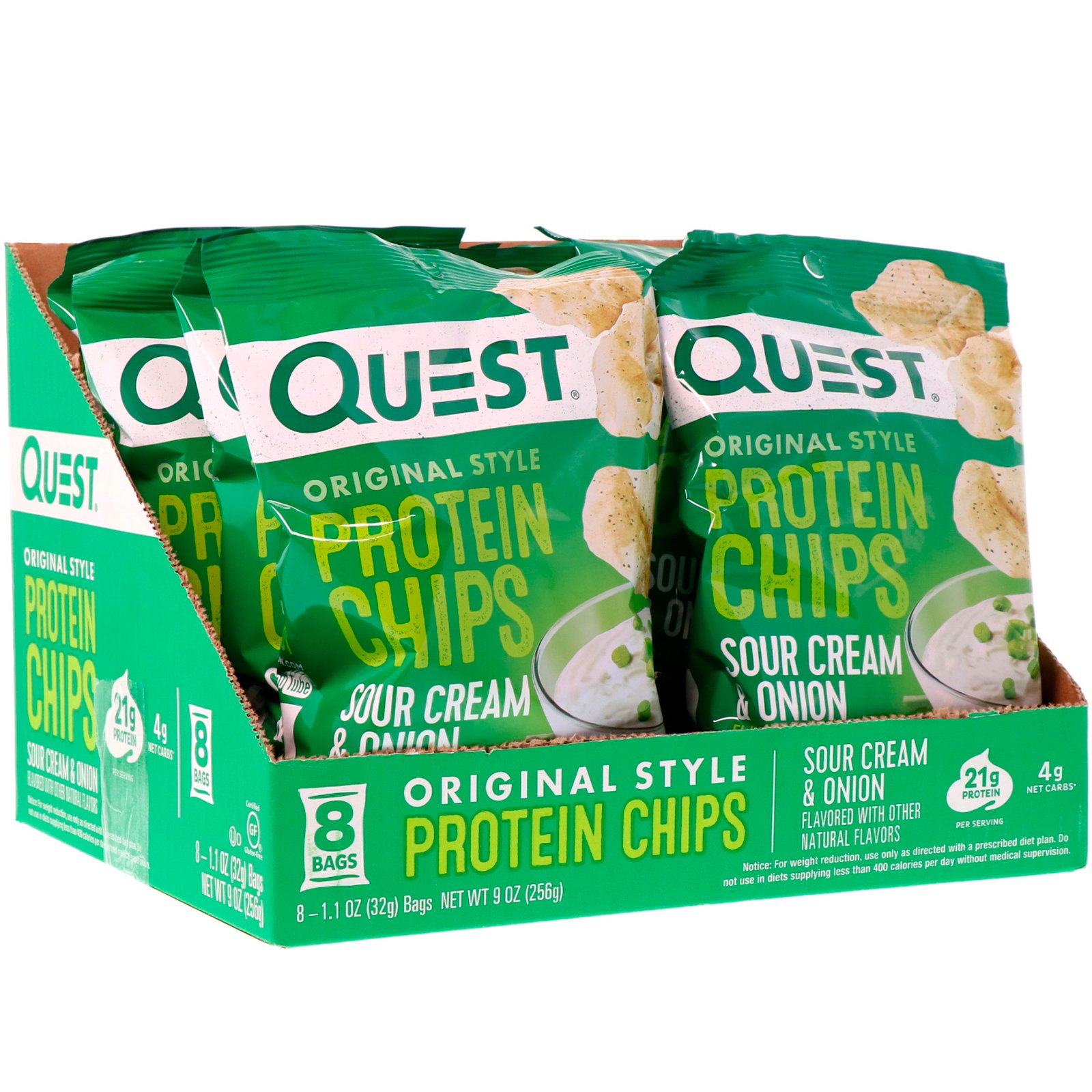 quest protein packet instructions