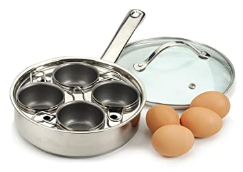 excelsteel egg poacher instructions