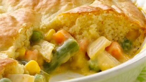earth fare frozen chicken pot pie cooking instructions