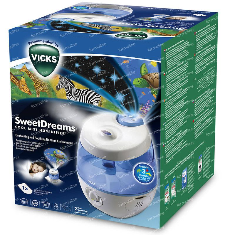vicks humidifier australia instructions