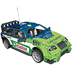 mega bloks rally car instructions