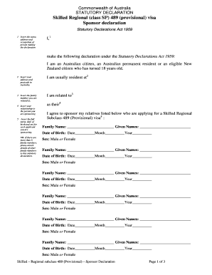 australian citizenship instructions 2007