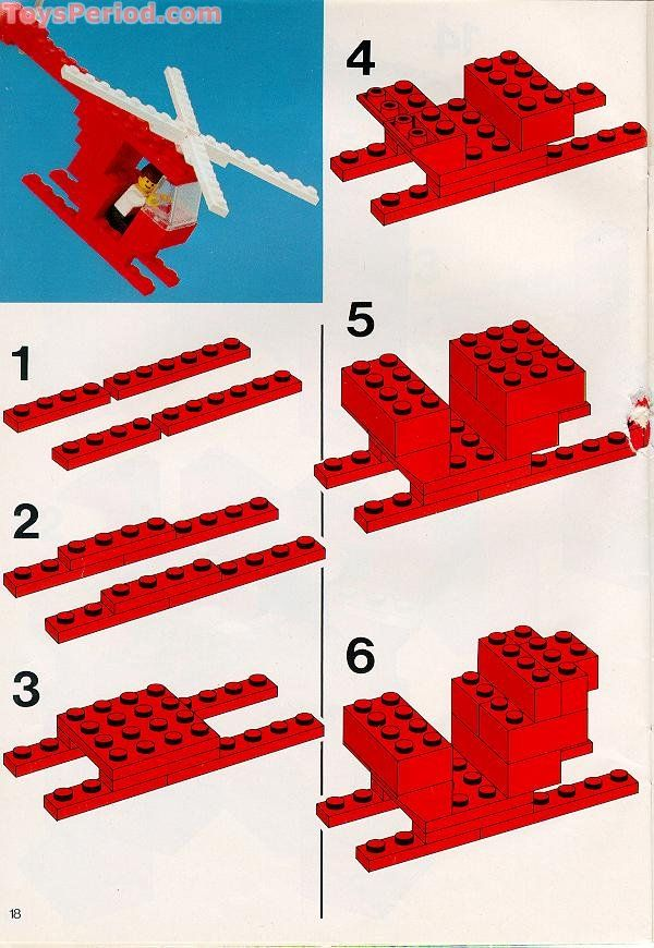 lego bed building instructions