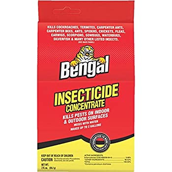 bengal gold roach spray instructions