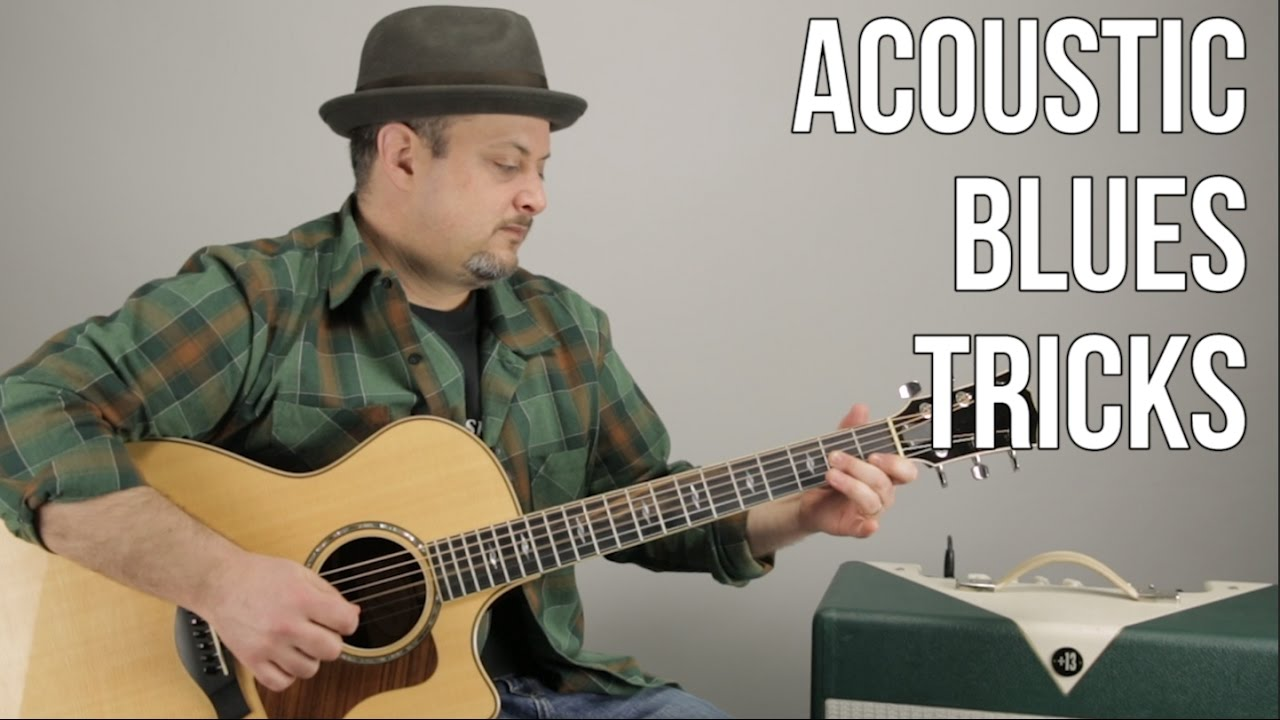 blues guitar instruction youtube