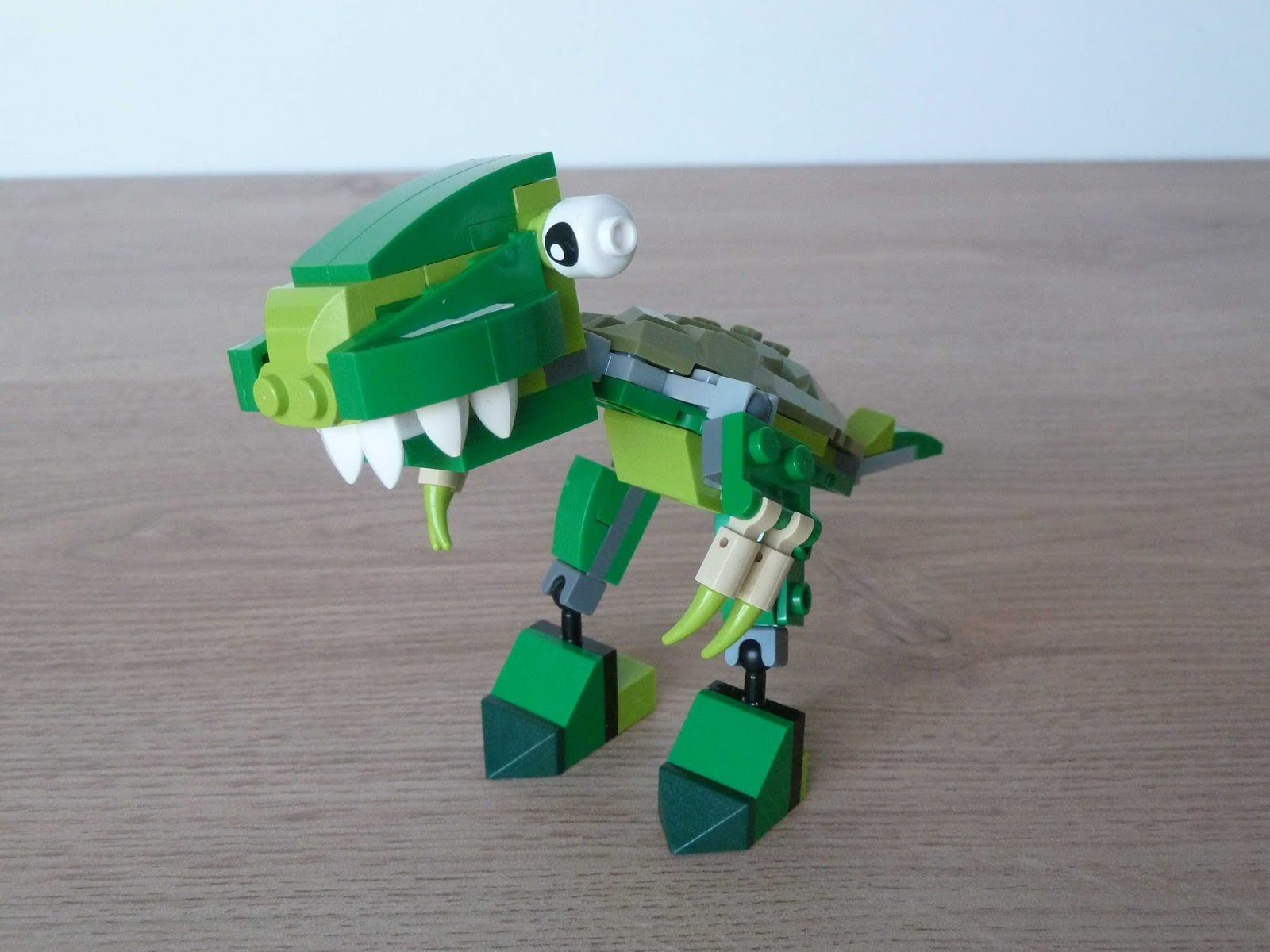 lego instructions t rex