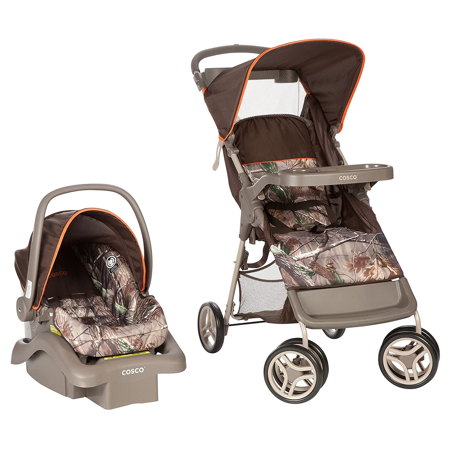 cosco lift and stroll travel system instructions